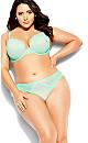 Celinda Push Up Bra - biscay green