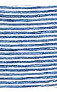 Plus Size Textured Top - blue
