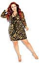Divinity Dress - bronze