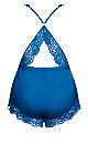 Slinky Romper - french blue