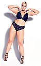 Lucinda Cheeky Shorty - black