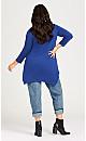 Plus Size Turn Up Jean Light Wash - petite