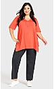 Plus Size Active Pocket Pant Charcoal - petite
