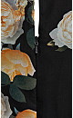 Flutter Tuscan Dress - tuscan rose