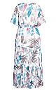 Botanica Maxi Dress - ivory