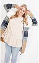Plus Size Camryn Cardigan -