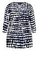 Plus Size Vera Pintuck Tunic -