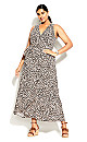 Prowess Maxi Dress - prowess