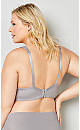 Dream Curves Bra - dove gray