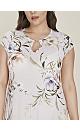 **Grace Pink Keyhole Maxi Dress