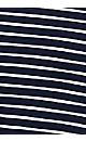 Plus Size Sylvie Print Dress - navy