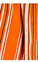 Plus Size Seminyak Print Top - saffron
