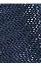 Plus Size Mesh 3/4 Sleeve Cardigan - navy