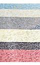 Plus Size Rainbow Stripe Duster - deep