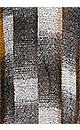 Plus Size Tie Waist Kimono - black