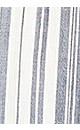 Plus Size Tie Dye Popover Shirt - navy