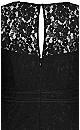 Lacey Love Dress - black