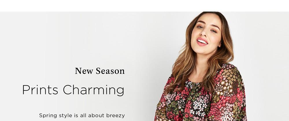 New Season - Prints Charming